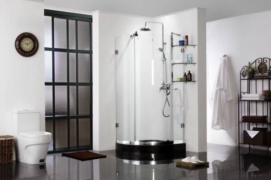 全体淋浴房装置流程,你了解吗?