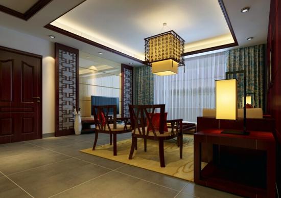 客厅方形水晶灯图像大全