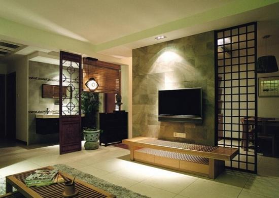 实木地板电视背景墙计划窍门