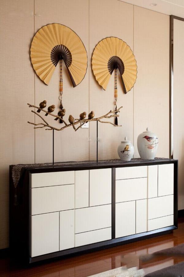 中式家居的留白之美 品味素雅中国风
