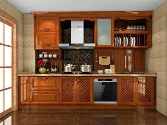 厨房装修全攻略 岛型U型你喜欢哪种