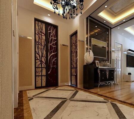 客厅装修瓷砖选购技巧 装点魅力家