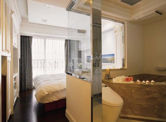 卧室澡堂装修 打造舒服日子