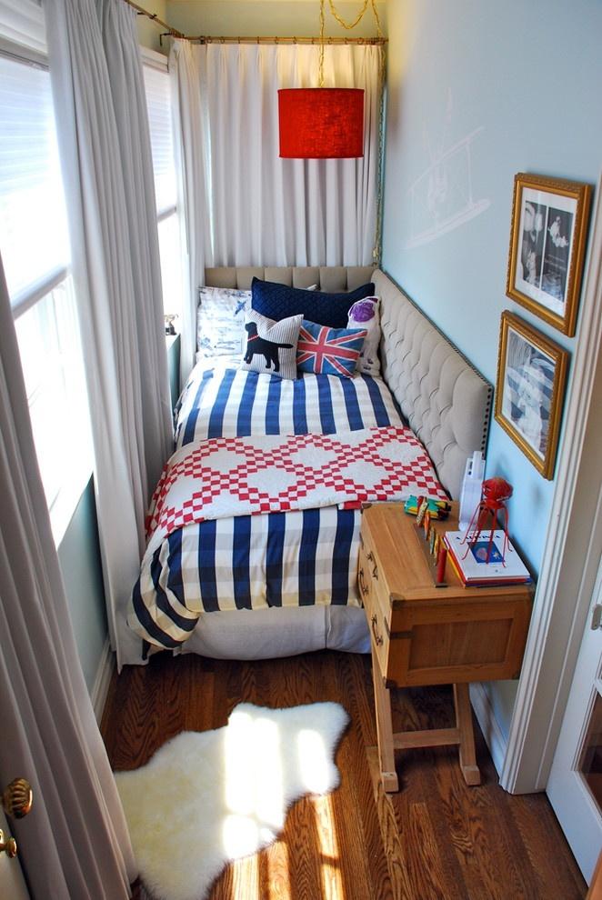 6�O小卧室如何设计更精彩?