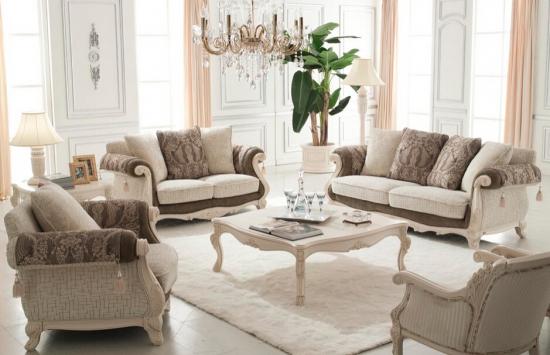 欧式布艺沙发怎么清洁窍门