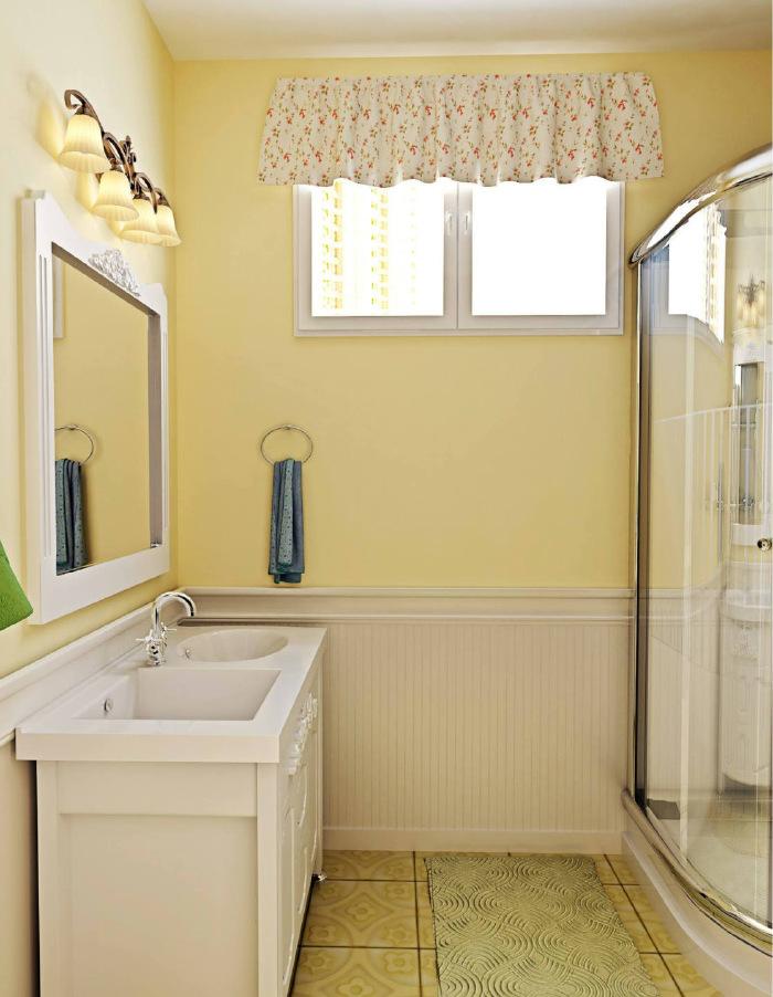 4步让小卫浴面积翻倍窍门