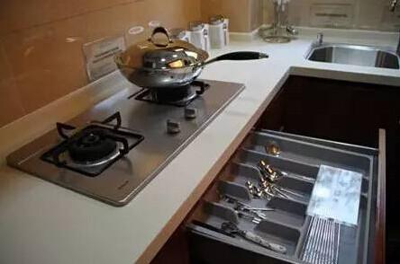 """厨房强收纳小技巧,告别""""脏与乱"""""""