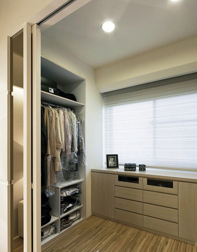 衣柜收纳的3种设计,提升收纳空间