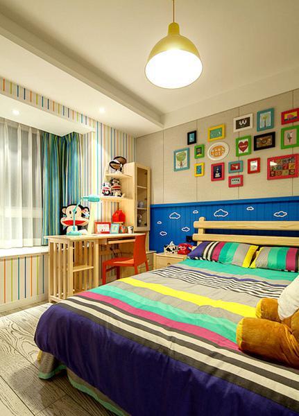 熊孩子的房间应该这样设计 给玩具找个小家