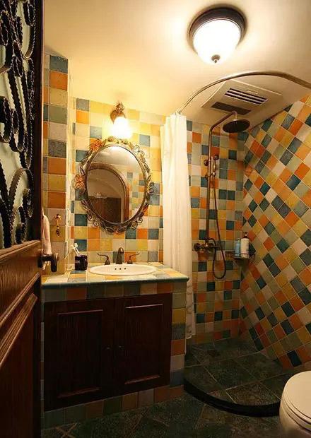 史上最美卫生间设计,太棒了!
