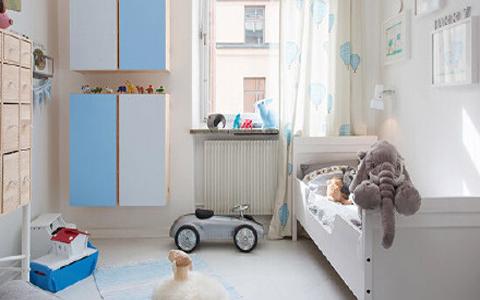 四个要点教你怎么选购儿童房窗帘?