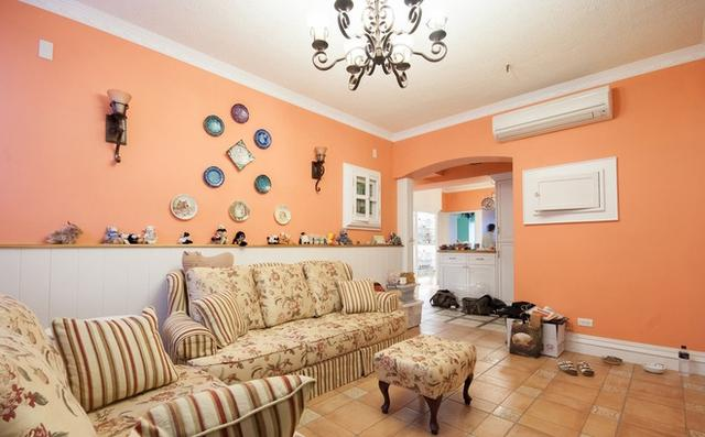客厅,不只是放个沙发,太漂亮了!