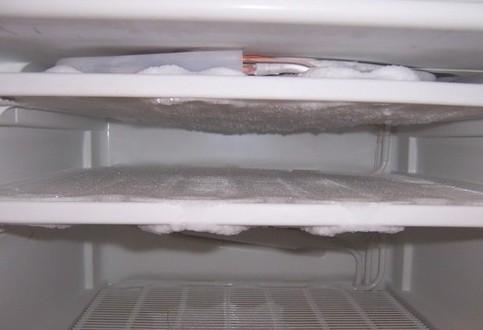 冰箱结霜的原因