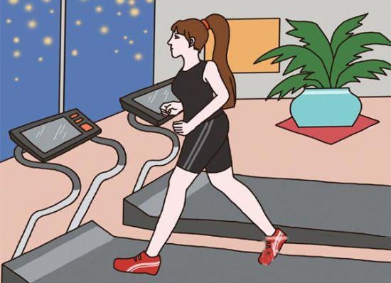 选择跑步机的几个要素