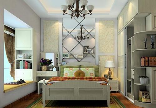 12款床头背景墙设计 卧室设计重头戏!