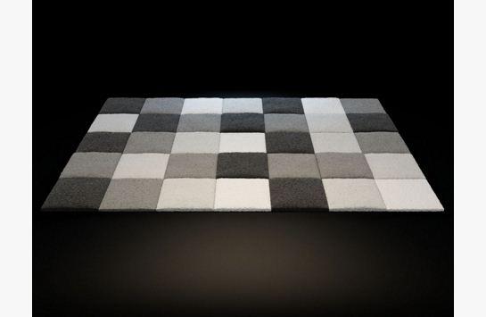 地毯的材质用料