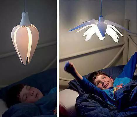 12款万能的创意台灯瞬间提高房间逼格