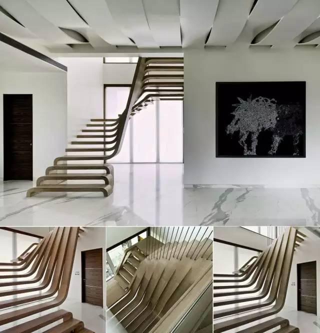 楼梯这么美,别说你还在坐电梯?