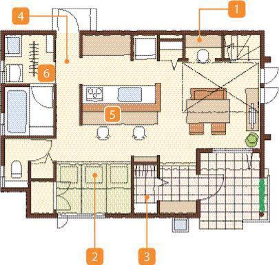 案例分析,装修设计如何用好每一寸空间!