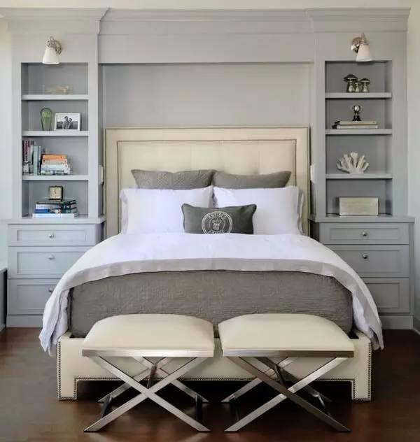 卧室床头背景墙,有必要好好设计一下!