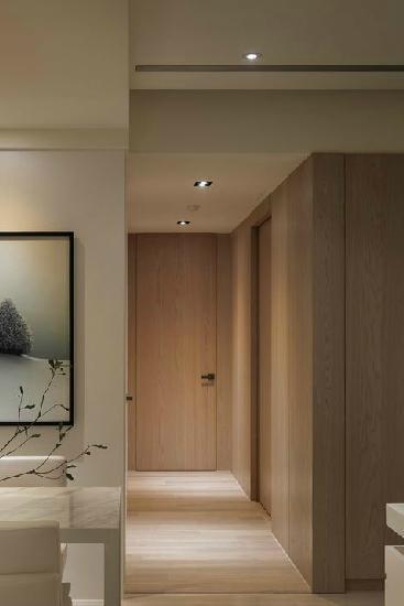 7款客厅走廊吊顶,细节之处见功夫!