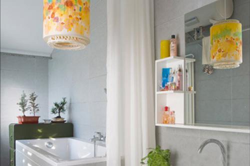个性十足的卫浴间设计 告别平淡生活