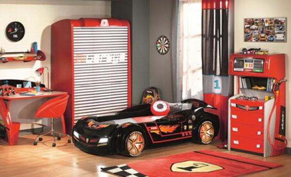 奶爸装修技巧 儿童最喜爱的房间设计