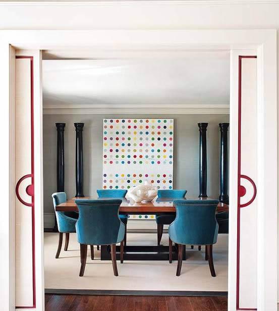 宜家简约风格餐厅 打造小清新欢愉生活