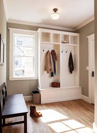 设计惊艳的玄关 打造最潮的家居环境