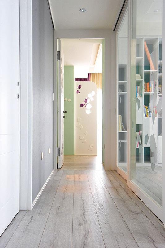 119�O也能装修出国际范,看看人家的3室2厅吧!