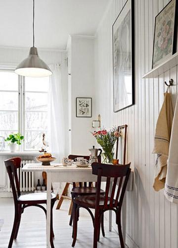 大爱白色,资深设计师如何打造34平成都小公寓