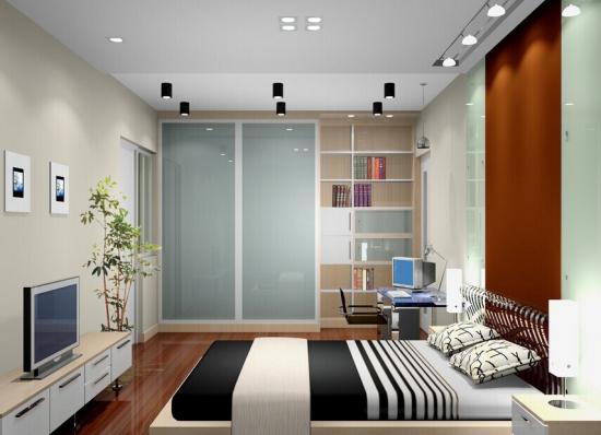 10平米卧室家具如何摆放