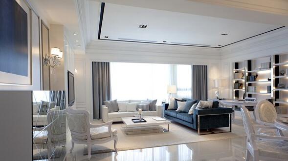 选对色调和家具,小户型也可以有大格局