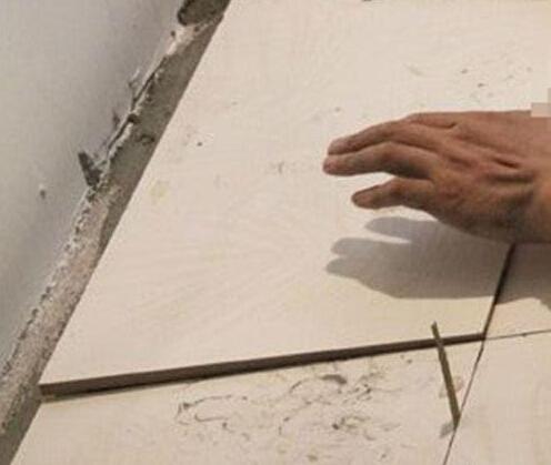 地砖为什么会铺不平?