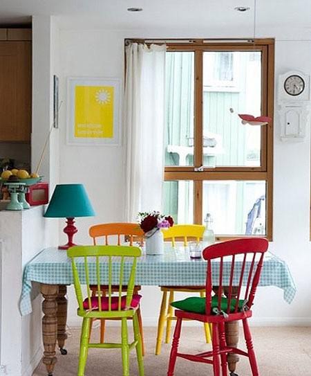 家装小贴士:小桌布打造时尚新生活