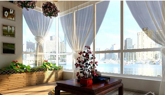 三类剔透与瑰丽特色玻璃建材推荐