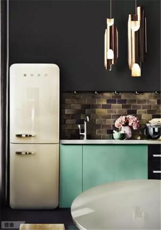 颇具创意厨房的设计,真的爱上了!