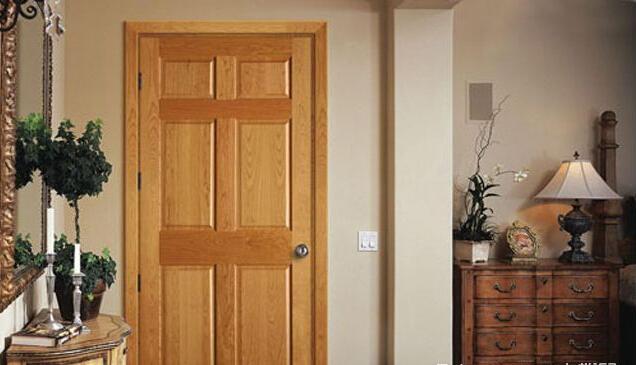 木门安装验收标准从五个部分入手
