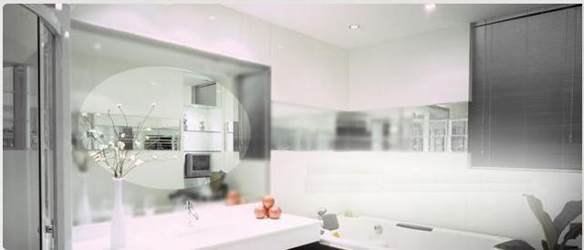 镜子选购不可小觑,教你如何选择实用优质的浴室镜!