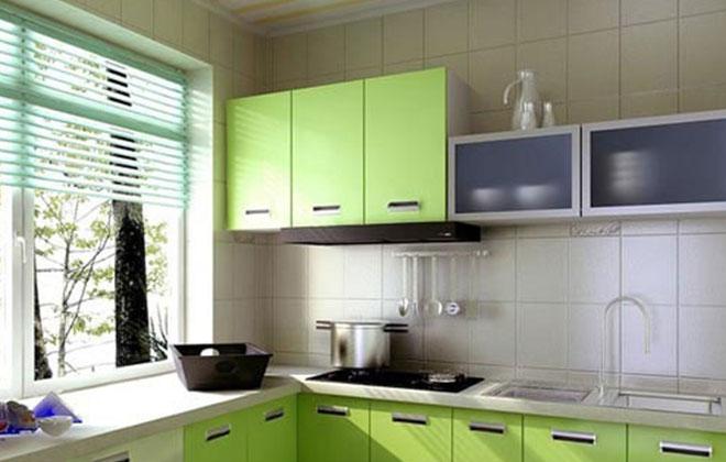 让情调挤满厨房 9种鲜活色彩搭配get起来