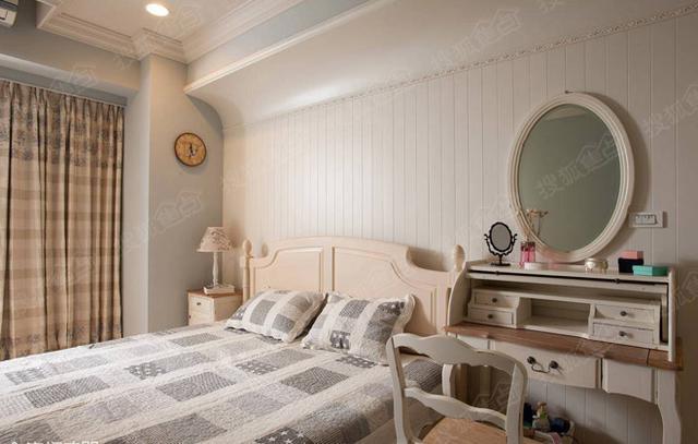 小户型卧室怎么装?29款简约卧室装修案例!