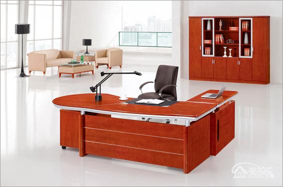 红木办公桌效果图片欣赏