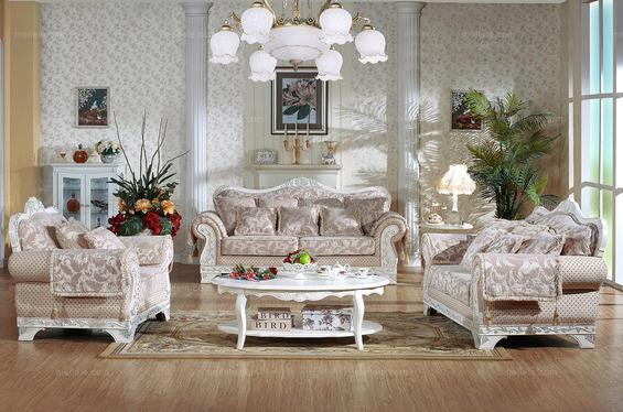 布艺沙发价格及效果图欣赏