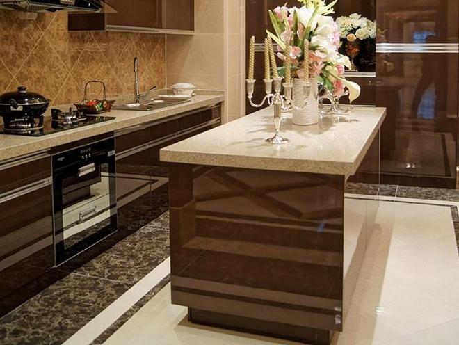 如何用最少的钱,装修出最高逼的厨房