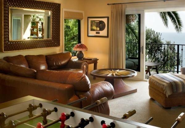 30款客厅设计大欣赏 时尚简约却不简单