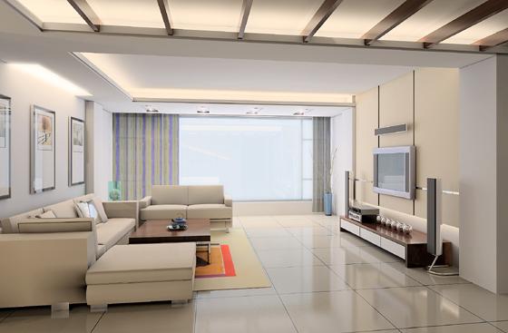 如何合理设计客厅