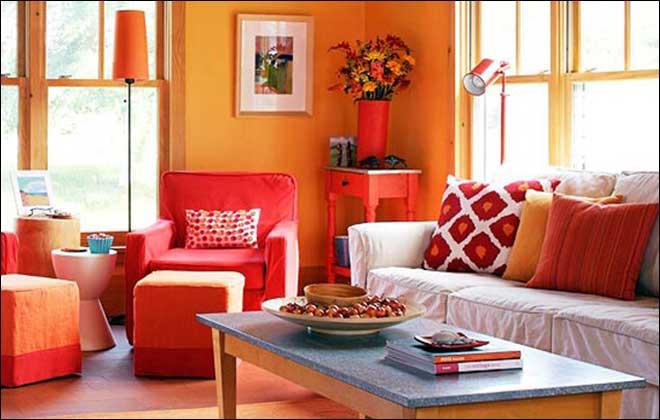 15款糖果色客厅搭配夏日清凉好心情