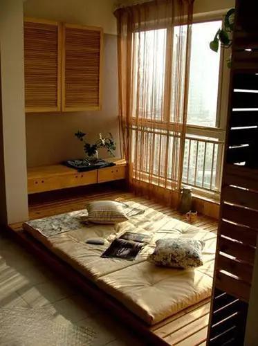 卧室地台,能让卧室变高级的方法