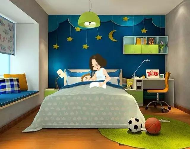 不同性格的孩子究竟适合怎样的儿童房?