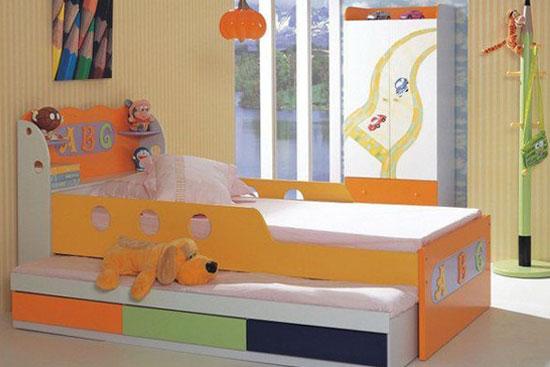 儿童房设计推荐 儿童房家具的价格